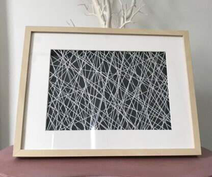 abstract paper cut art by kppapercuts