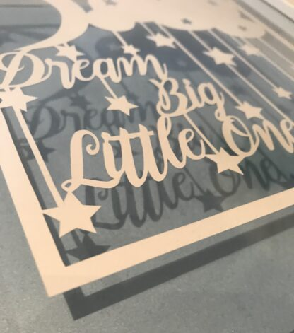 dream big little one by kppapercuts