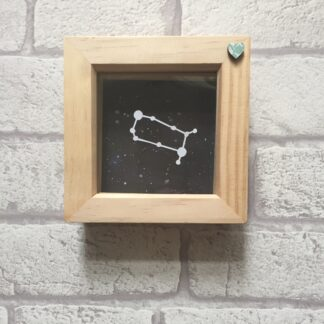 gemini constellation paper cut by kppapercuts
