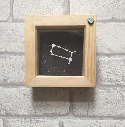 gemini constellation paper cut by kppapercuts
