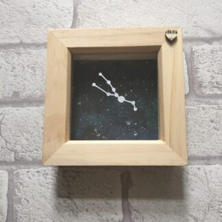 taurus constellation paper cut by kppapercuts