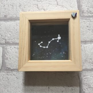 scorpio constellation paper cut by kppapercuts