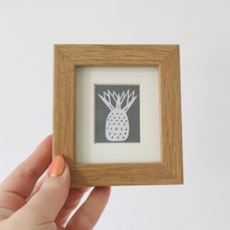 Miniature Paper Cut by kppapercuts