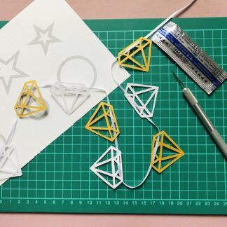 Diamond Bunting Kit