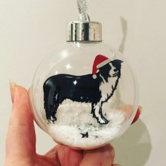 Dog Bauble