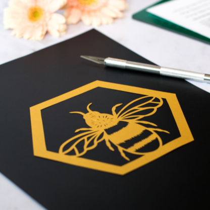 The bee collection from kppapercuts